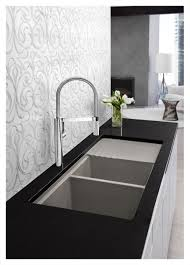 high end kitchen faucets the all american home