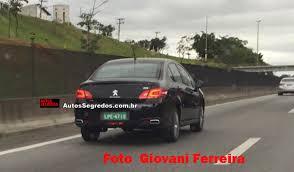 Flagra dos leitores: Peugeot 408 2016 e Kia Sorento 2016   Autos ...