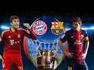 UCL ~ Semi Final (2nd Leg ) :Bayern Munich Vs Barcelona - 12/