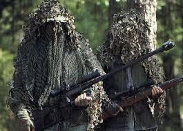 Sniper JEPANG Dalam Perang Dunia II