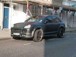 Porsche Cayenne Black - porsche cayenne turbo matte black ben flickr