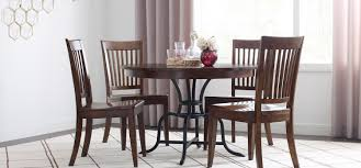 the nook a casual kitchen dining solution from kincaid furniture the nook solid maple dining table