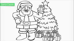 top 25 free printable christmas coloring pages youtube