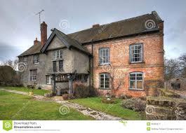 farmhouse shropshire stock image image 35393471