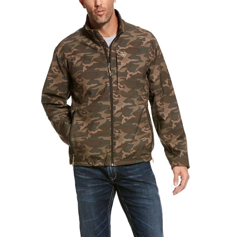 Ariat Vernon 2.0 Camouflage Softshell Jacket 10028297