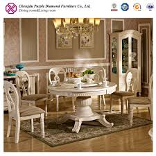 round wood dining table with 6 chairs round wood dining table