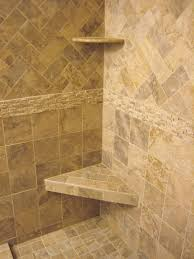 Tile Design For Bathroom Home Decor Extraordinary Tile Shower Designs Images Decoration