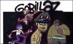 Gorillaz leva dois prêmios na MTV européia | BBC Brasil | BBC ...
