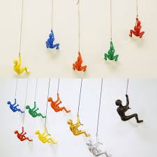 new collection of the climbing man wall art home decor sculptures