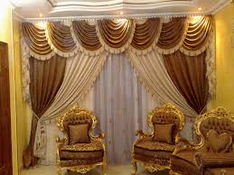 Living Room Curtain Looks Bhartiya Foam Curtains