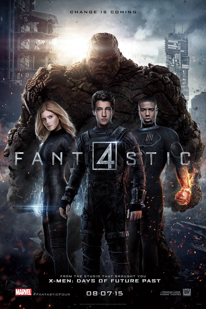 Fantastic Four Review