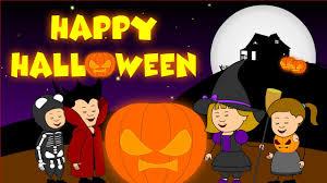 happy halloween kids youtube