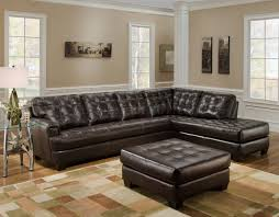 furniture full grain leather sectional costco couch cheap