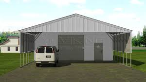 Carport Styles by 30x41 Utility Carport Building
