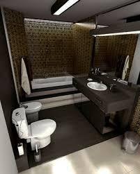 Bathroom Bathroom Design Ideas For Cozy Homes Mosaic Floor - Home bathroom design ideas