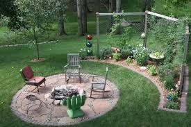 Ideas For Fire Pits In Backyard by Backyard Fire Pit Landscaping Ideas Fire Pit Design Ideas