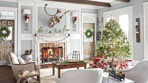 Decor Home Ideas Best 26 Best Christmas Home Tours Houses Decorated For Christmas