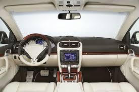 Porsche Cayenne Inside - porsche cayenne interior gallery moibibiki 14