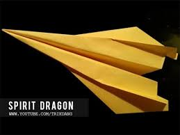 Best Paper Planes   How to make a paper airplane that Flies FAST     YouTube Best Paper Planes   How to make a paper airplane that Flies FAST  amp  FAR   Spirit Dragon