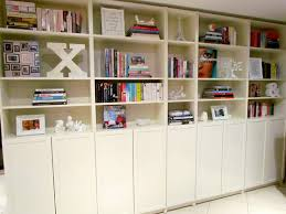 Custom Bookshelves Cost by Assembling A Billy Bookcase