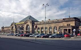 Dresden-Neustadt station