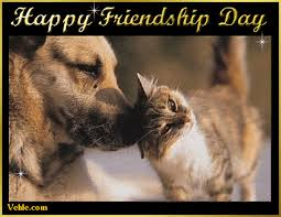 Happy Friendship Day &ndash; Dog &amp;