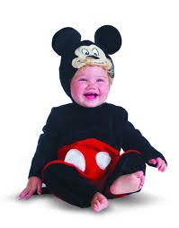 Warm Baby Halloween Costumes Disney U0027s Mickey Mouse Infant Dress Costume Walmart