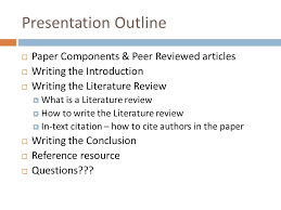 Literature Review For  lt a href  quot http   dissertation tcdhalls com