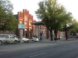 Stendal station