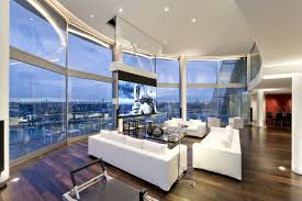 Modern Living Room For Apartment Thames Riverside Luxury Penthouse Apartment Youtube