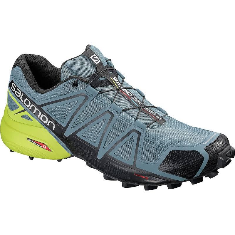 Salomon Speedcross 4 Trail Running Shoes Blue