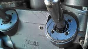 yamaha power trim repair rebuild u0026 how to bleed youtube