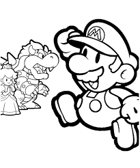 super sonic coloring pages super mario coloring page getcoloringpages com