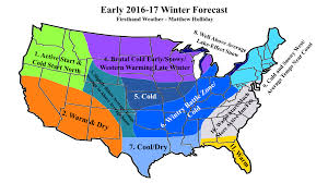 Wisconsin Weather Map by Early 2016 17 Winter Forecast Firsthand Weather