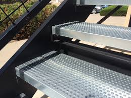Home Hardware Stair Treads by Perforated Stair Treads Pascetti Steel Design Inc