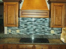 Kitchen Glass Backsplash Ideas Glass Tile Kitchen Backsplash Tst Stone Glass Tiles White And