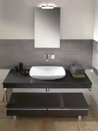 bathroom ideas double sink modern wall mounted black bathroom