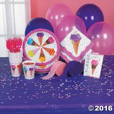 i scream for ice cream party supplies orientaltrading com two