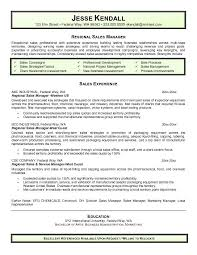 Sample Of Sales Manager Resume by Sales Manager Resume Related Cover Letter And Resume Sales