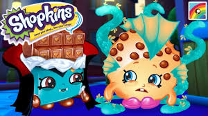 shopkins cartoon episode 2 scary halloween cartoons for kids