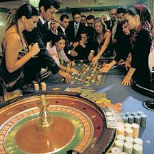 Ruleta en la Expo Capital Humano