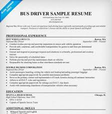 12 Amazing Transportation Resume Examples Livecareer by Bus Driver Cover Letter Sample Letter Samples Livecareer Bus