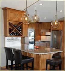 Wine Rack Kitchen Island by Fancy Kitchen Wine Rack Cabinet Features Wooden Wine Storage Racks