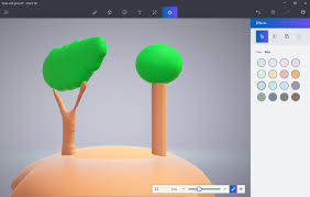 Home Design 3d Vs Home Design 3d Gold How To Use Microsoft U0027s Paint 3d Creating Cool 3d Scenes Has Never