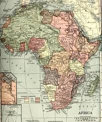 Map Of Europe During The Cold War by History Of Africa New World Encyclopedia