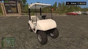 fs17 golf cart v1 farming simulator 2017 2015 15 17 ls mod
