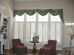 luxurious window curtain ideas large windows decoration with gray