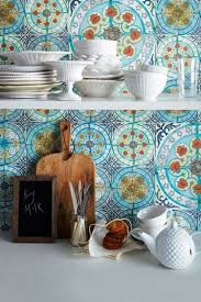 Ceramic Tiles Kitchen Backsplashes That Catch Your Eye DigsDigs - Ceramic tile backsplash