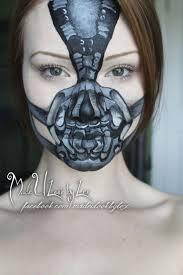bane mask spirit halloween 15 best make up fx images on pinterest