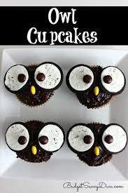 Halloween Cakes Easy by Top 25 Best Owl Cupcakes Ideas On Pinterest Owl Desserts Easy